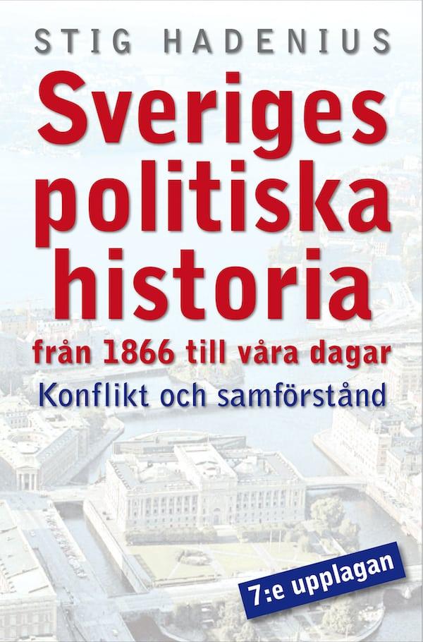 Sveriges politiska historia från 1866 till våra dagar