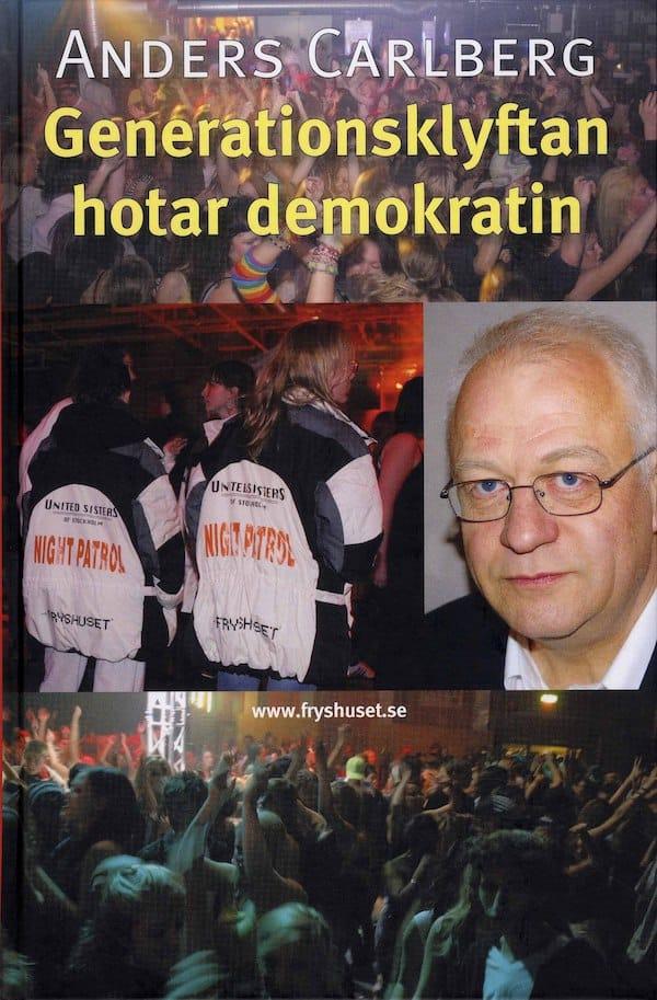 Generationsklyftan hotar demokratin