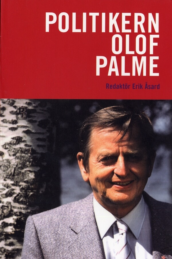 Politikern Olof Palme